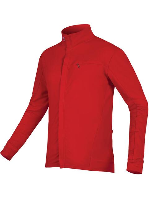 Endura Xtract Roubaix Longsleeve Jersey Men, red